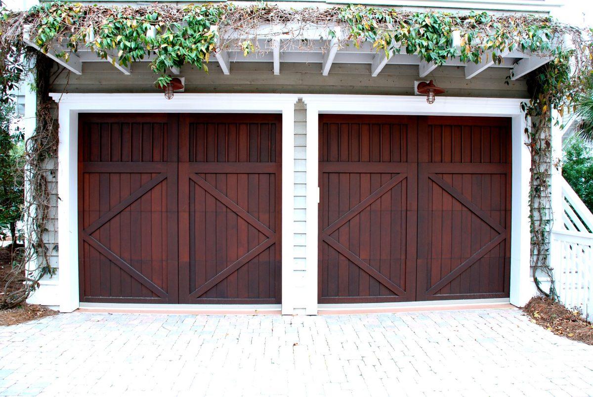 Bramy garażowe z napędem